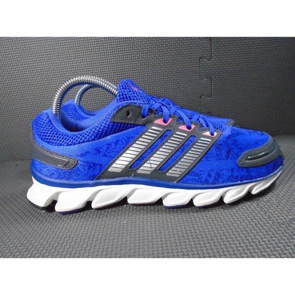 Womens Sz 7 Adidas Purple Powerblaze Running Shoes